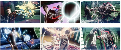 screenshots (V): killer is dead