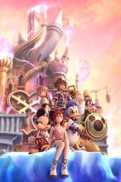 kingdom hearts II: die posse