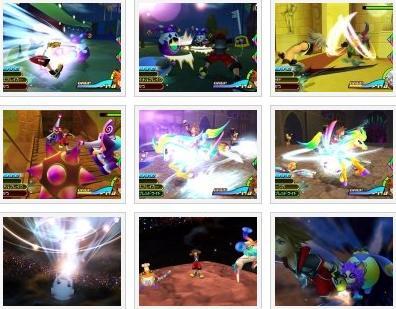 screens: kingdom hearts 3D dream drop distance