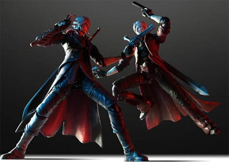 kotobukiya: devil may cry 4
