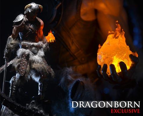 kotobukiya: dragonborn