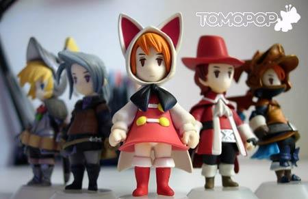 kotobukiya: final fantasy III