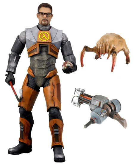kotobukiya: gordon freeman