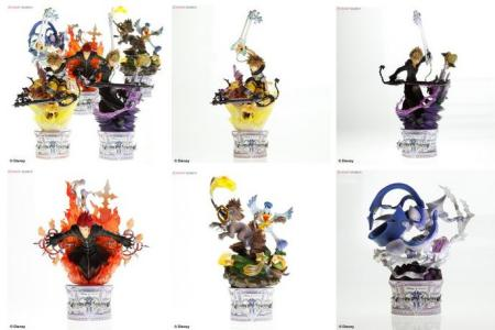 kotobukiya: kingdom hearts II