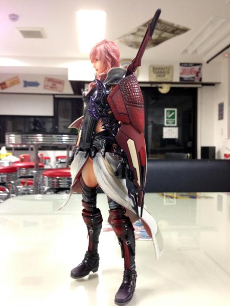 kotobukiya: lightning returns