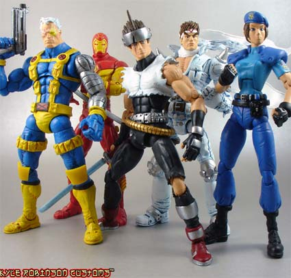 kotobukiya: marvel vs. capcom 2