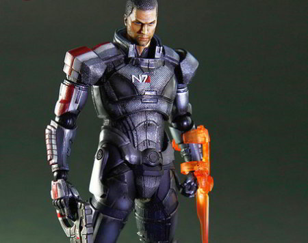 kotobukiya: mass effect