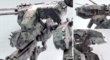 kotobukiya: metal gear rex