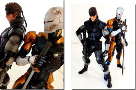 kotobukiya: snake und cyborg ninja