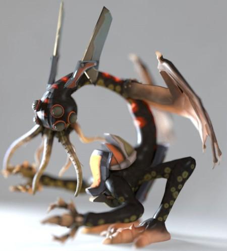 kotobukiya: spore
