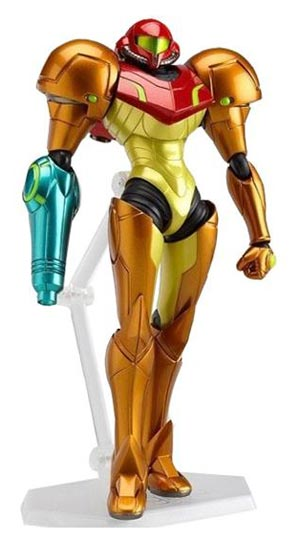 kotobukiya: varia feature samus