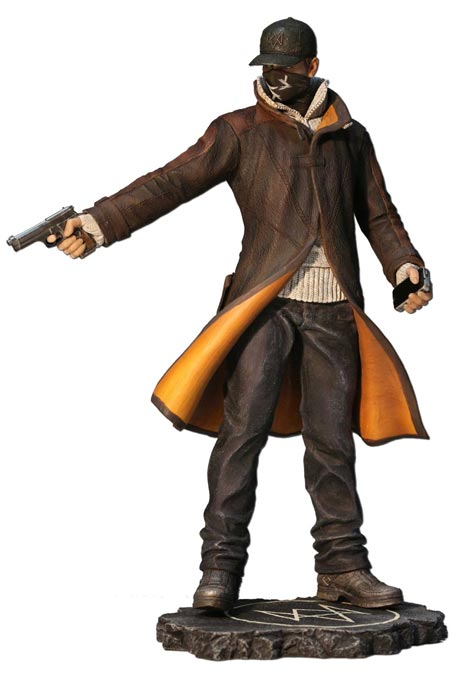 kotobukiya: watch dogs