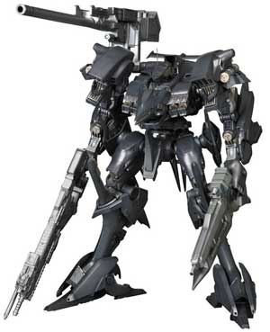 kotobukiya: armored core 4