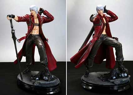 kotobukiya: devil may cry
