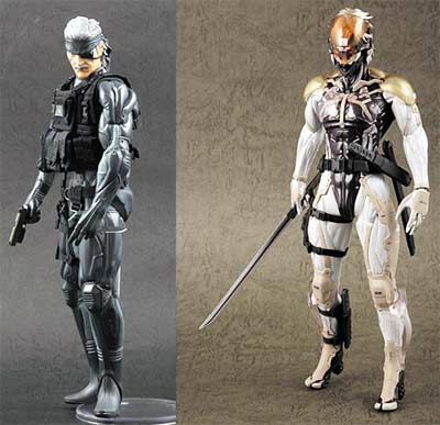 kotobukiya: metal gear solid 4