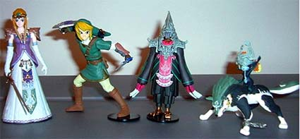 kotobukiya: twilight princess