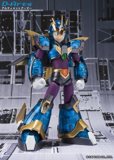 kotobukiya: ultimate armor megaman