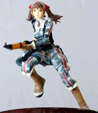 kotobukiya: valkyria chronicles