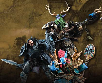 kotobukiya: world of warcraft