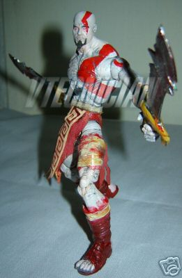 kratos actionfigur