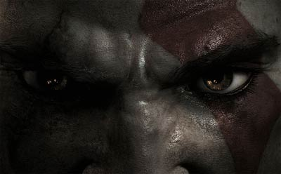 kratos eyes