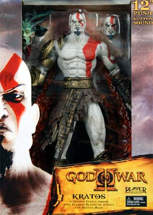 kotobukiya: kratos mit sound