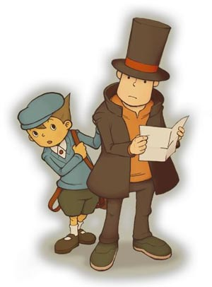 adaption: professor layton – anime kommt