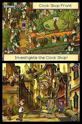 screens: layton unwound future