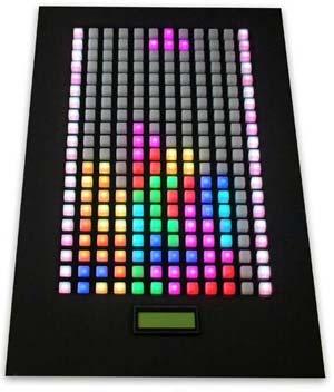 led-tetris