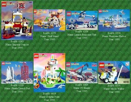 lego: anleitungen