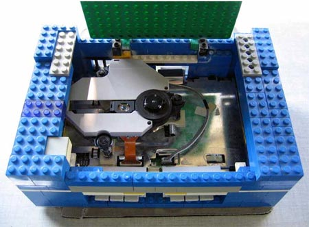modding: lego-playstation