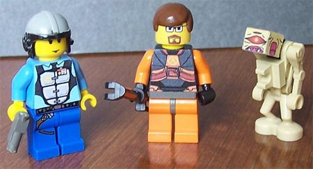 lego vs. half-life