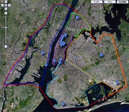liberty city vs. new york city