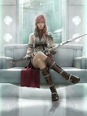 lightning aus final fantasy XIII