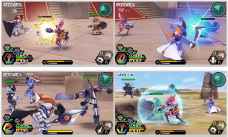 screens: little battler experience baku boost