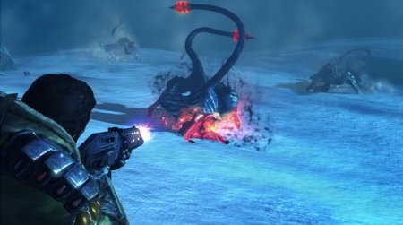 screens: lost planet 3