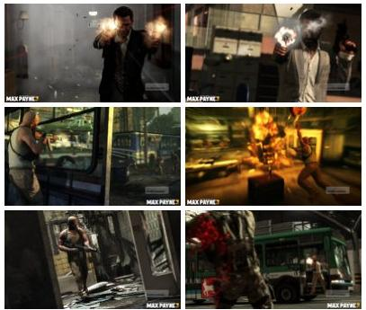 screens: max payne 3