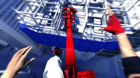 mirrors edge kran