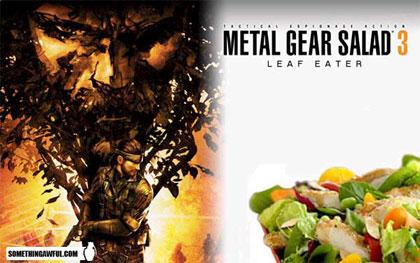 metal gear 3: salat