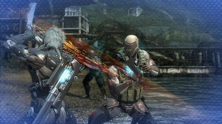screenshots: metal gear rising: revengeance