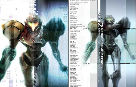 artwork: metroid prime