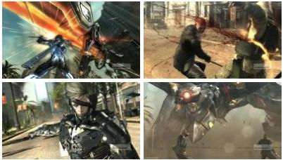 preview: metal gear rising: revengeance