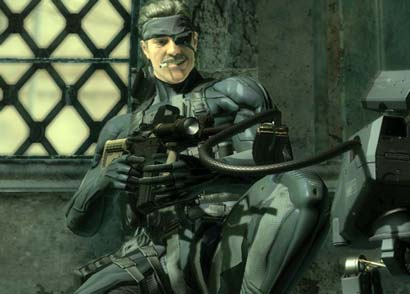 mgs4: ps3 ONLY!