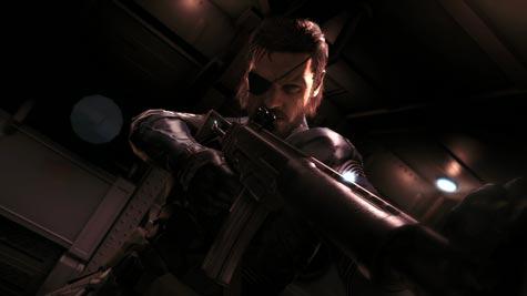 screenshots: metal gear solid V: the phantom pain