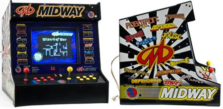 arcade: midway-tabletop