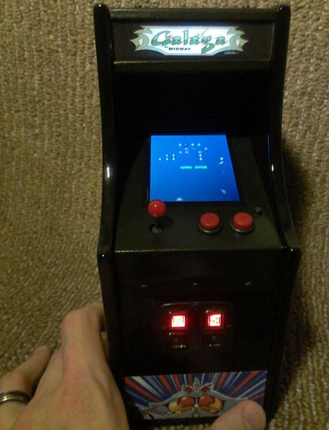 modding: mini-galaga aus nintendo ds