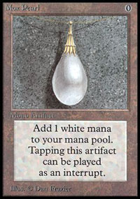 magic p9 - mox pearl