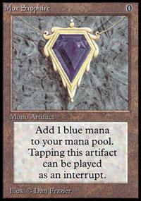 magic p9 - mox sapphire