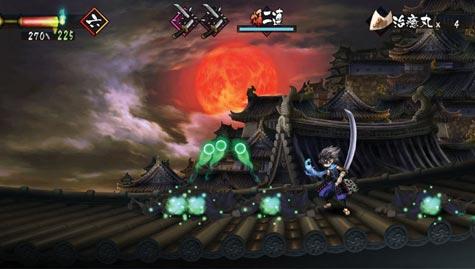 screenshots: muramasa rebirth
