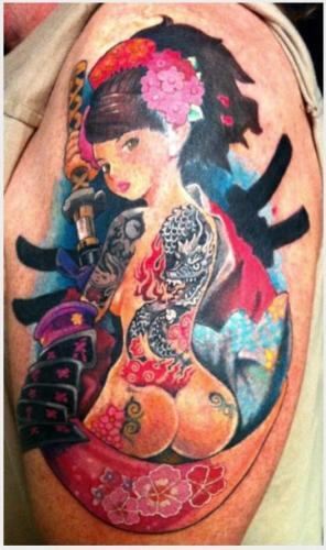 tattoo: muramasa: the demon blade